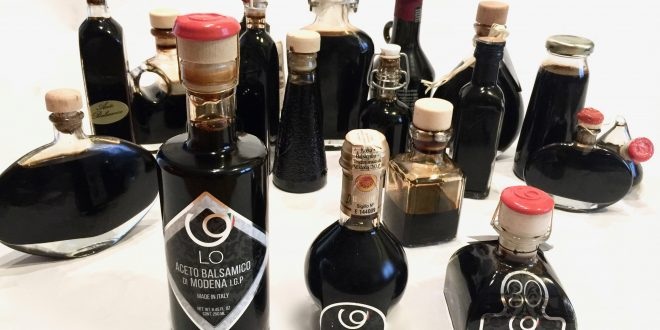 balsamic vinegar ingredients