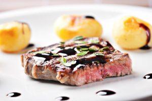 balsamic vinegar steak