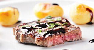 balsamic vinegar steak