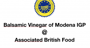 The concern about the original balsamic vinegar