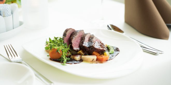 medallion-fillet-with-balsamic-vinegar-sauce