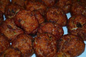 Meatballs recipe with original balsamic vinegar