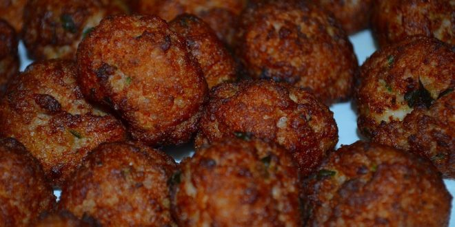 Meatballs recipe with original balsamic vinegar