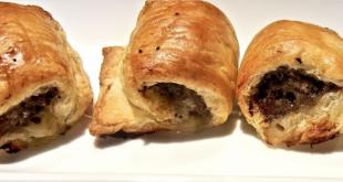 Puff pastry with original balsamic vinegar