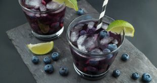 Fruit drinks with original Balsamic Vinegar