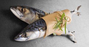 Sea bass and salmon rolls with original Balsamic Vinegar