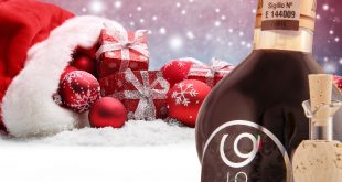 Balsamic vinegar of Modena as a Christmas present