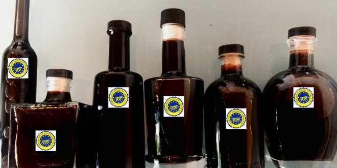 A new record for the balsamic vinegar