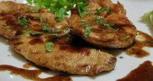Escalopes with Balsamic Vinegar
