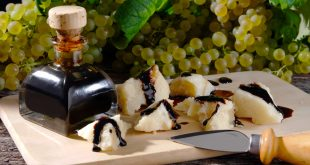 wine and Balsamic Vinegar