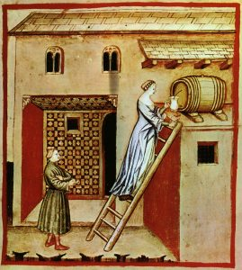 History of original Balsamic Vinegar