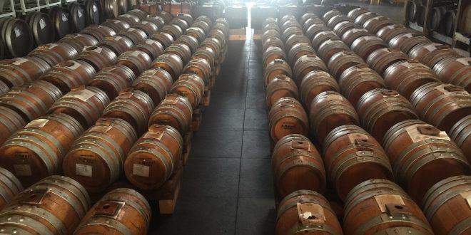 vinegar's barrels