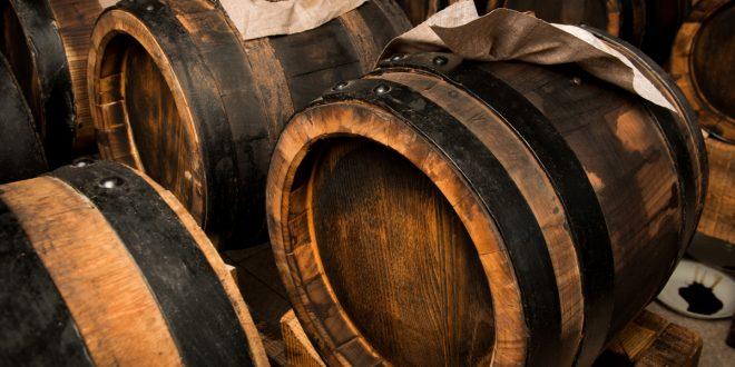 Giusti's Balsamic Vinegar museum