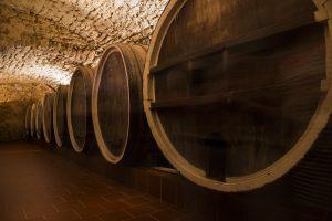 largest Balsamic Vinegar barrel