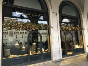 The new store by Acetaia Giusti