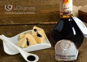 Risotto with Taleggio and Balsamic Vinegar
