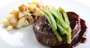 Beef fillet with Balsamic