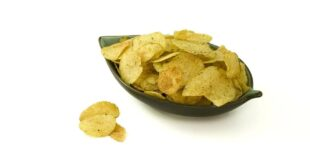 Chips and Balsamic Vinegar