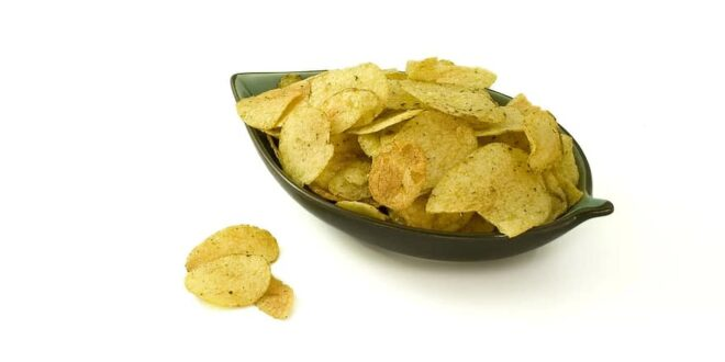 Chips and Balsamic Vinegar