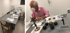 Tasting Traditional Balsamic Vinegar of Modena
