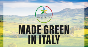 "Balsamic: ""Made Green In Italy"" Brand"