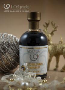 Balsamic Vinegar with filet mignon