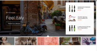 Made in Italy food excellence online