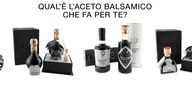 Do you know that Balsamic Vinegar of Modena...?