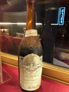 The grandfather of Balsamic Vinegar